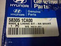 Hyundai GETZ Brake Shoe Kit 583051CA00 2002-2006