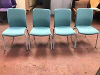 Green Stackable Chair
