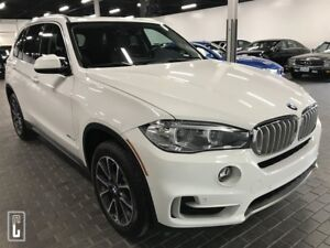 2017 BMW X5 xDrive35i-PANO ROOF- MULTI-DRIVING MODE-ONLY 58KM
