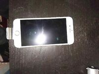 Brand new white and gold iPhone 6 16GB with receipt!! Unlocked