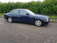 Jaguar s type 3.0 automatic with full leather only 74000 miles