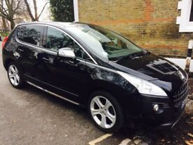 Peugeot 3008 in excellent condition