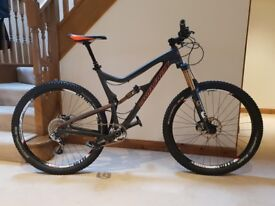 Santa Cruz Tallboy LT Carbon