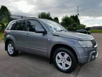 Suzuki Grand Vitara 1.9 ddis 4x4, ONLY 73000 MILES! FULL SERVICE HISTORY, LOOKS AND DRIVES AS NEW!