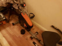 Recumbent Cycling Machine Excersize Bike