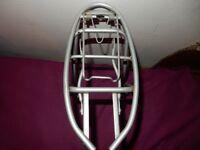 Aluminium Rear Bicycle Pannier Rack
