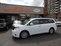 2013 Toyota Sienna LE AWD 7 Seater Reverse Camera Bluetooth More