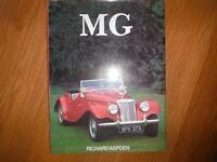 Classic MG History ,Competition Enthusiast's Book 1983