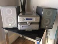 Ministry of Sound CD and DAB radio