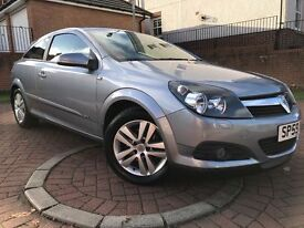 *GREAT VALUE*LOW MILES*24 MTHS WARRANTY*ONLY 36K FSH*2009(59)VAUXHALL ASTRA 1.6 SXI SPORTS 3R HATCH