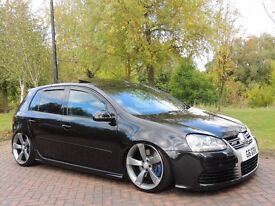 GOLF R32, FULL VW SERVICE HISTORY, MILTEK EXHAUST, AIR RIDE, REVO STAGE 2, 19INCH ROTOR ALLOY WHEELS