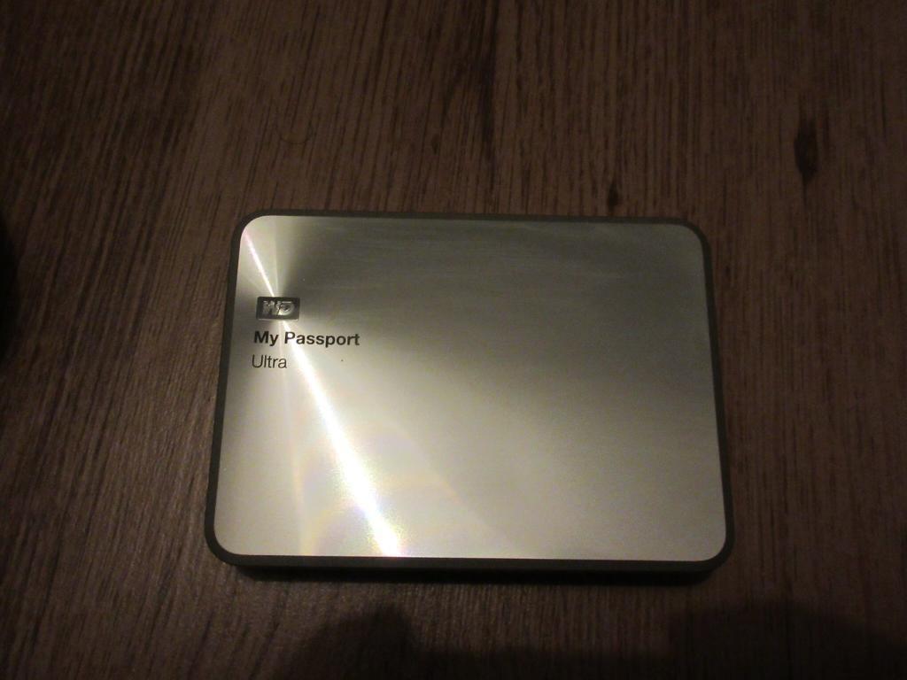 WD My Passport Ultra 2TB hard drive (10th Anniversary edition) | in