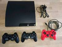PS3 SONY VIDEO CONSOLE