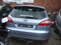 FORD MONDEO MK4 ESTATE TAILGATE / BOOT IN BLUE 2007 2008 2009 2010 USED