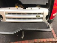 Landrover Discovery 3 front grill