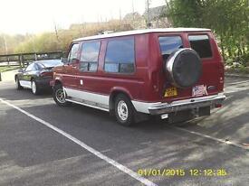 Ford econoline campervan classic