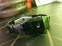 Rado ladies black ceramic watch