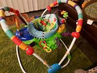 Baby einstein bounce and play