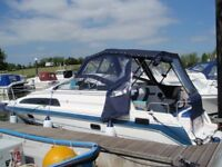 1993 BAYLINER 2655 MOTOR CRUISER