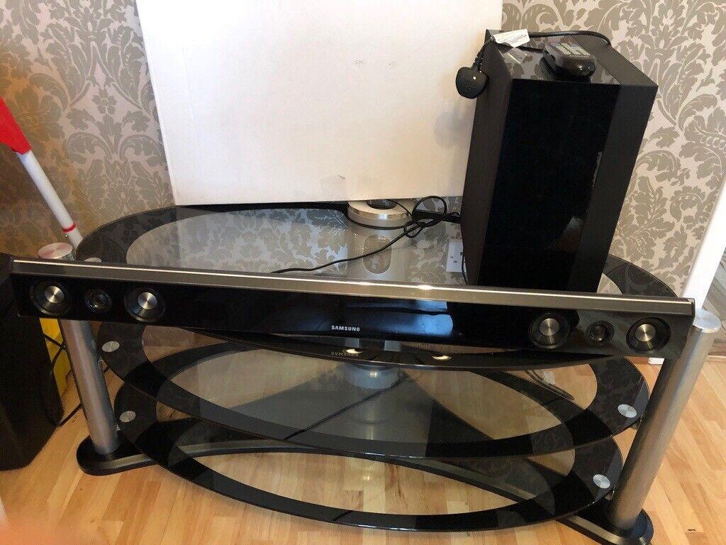 Samsung Soundbar with Wireless / Bluetooth Subwoofer   in Airdrie, North  Lanarkshire   Gumtree