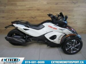 2014 Can-Am Spyder RS-S SM5 54,75$/SEMAINE