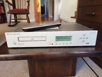 Cambridge Audio Azur 640h CD player and HDD