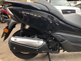 HONDA FORZA NNS 300 A-D ABS 65-Reg 4000miles