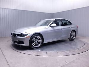 2015 BMW 320I SPORT PACK XDRIVE CUIR TOIT OUVRANT MAGS 18 POUCES