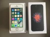 iPhone 5S 02 / Giffgaff/ Tesco Silver Very good condition