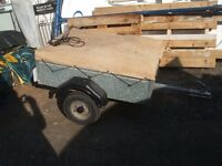 3ft x 4ft trailer with cover
