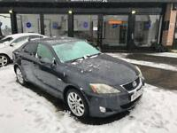 LEXUS IS 2.2 220D SE 4d 175 BHP (grey) 2007