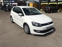 Volkswagen polo 1.2 diesel 2013 SHOWROOM CONDITION