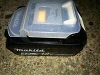 Makita BL1840B batteries 4.0 Ah - New