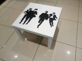 Beatles Table