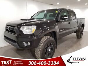 2015 Toyota Tacoma Sport|Nav|Cam|Leather|Heated Seats
