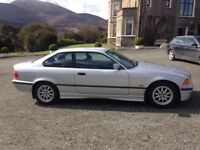 1999 - 316i BMW Coupe, MOT'd to October