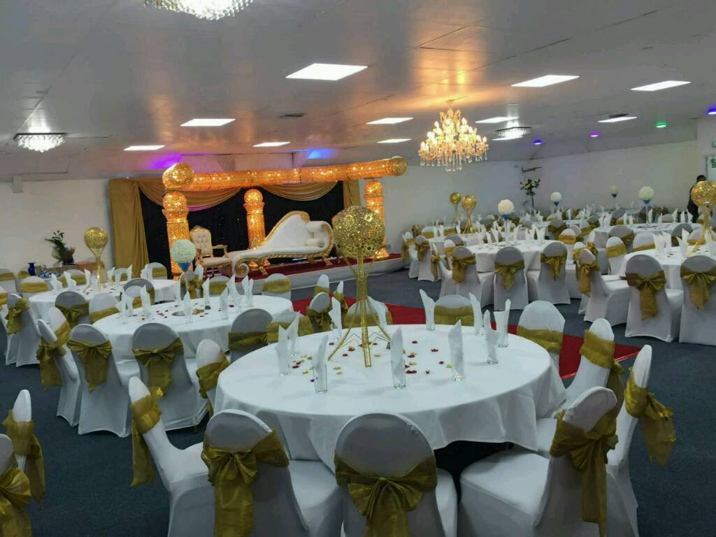 Banqueting Hall In Burnley Lancashire