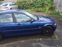 BMW 320D 2001 Very good condition.