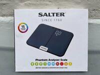 ⚖️ Salter Phantom Compact Scale (BRAND NEW) (sleek, small digital weighing scales)