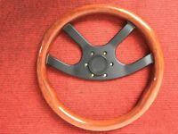 Vw t4 t5 retro steering wheel momo