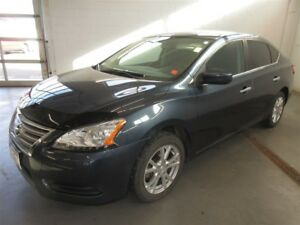 2014 Nissan Sentra 1.8 S- ALLOYS! HEATED SEATS! BLUETOOTH!