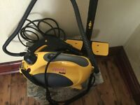 Polti steam cleaner hardly used - sale due to move £20