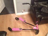 Flicker 5 black/pink £25