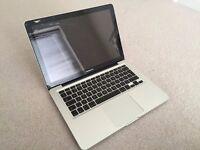 """Apple Mac-Book Pro 13.3"""" (Broken Screen)"""