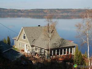 419 000$ - Maison à un étage et demi à vendre à La Baie