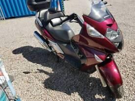 Honda silverwing fjs600