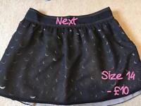 Size 14 ladies clothes bundle