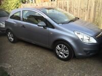 Vauxhall Corsa Design 1.2, 2009, 3 door