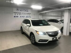 2016 Acura MDX Navigation Package CERTIFIED PROGRAM 7 YEARS 130K
