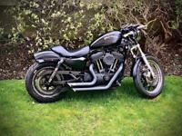 Harley-Davidson XL1200r Sportster 2005
